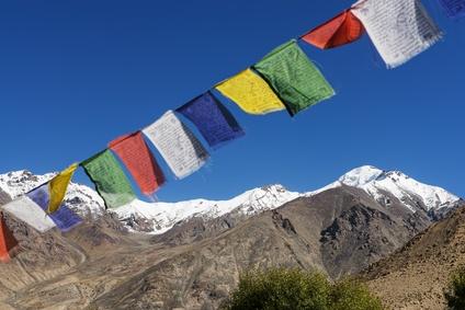 tibetaansevlaggetjes